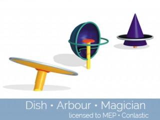 Dish Arbour Magician