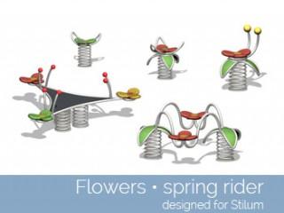 Flowers – spring rider