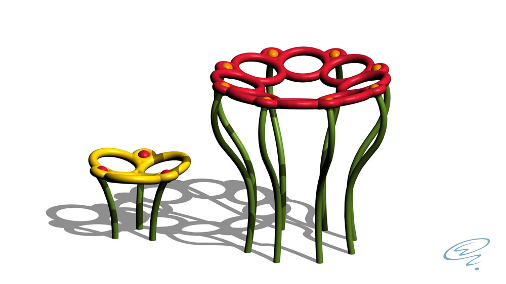 Water flower_seats and benches_Markus Ehring_02